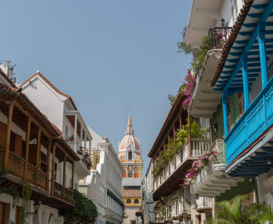 kolumbien cartagena